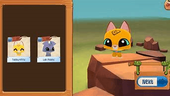 Image of: Wild Animal The Beauty Of Virtual Pet Games Online The Beauty Of Virtual Pet Games Online Pets Care Ideas